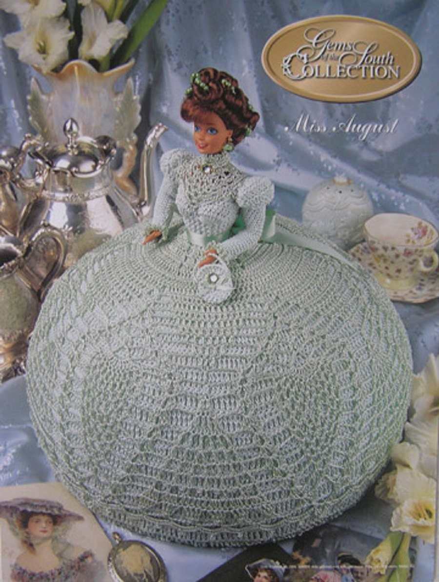 Annies Attic Crochet Patterns : Annies Attic Crochet Bed Doll Pattern Gems of the by joyalice