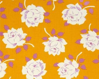 42066 Heather Bailey Lottie Da - Vintage rose in tangerine  PWHB037 - 1 yard
