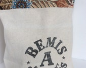 Bemis A Extra Heavy Seamless Grocery/Market Tote.