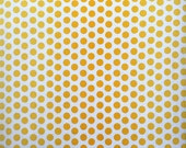 Changing Pad Cover, Yellow Change Mat Cover, Gender Neutral Nursery, Yellow Ombre Dot
