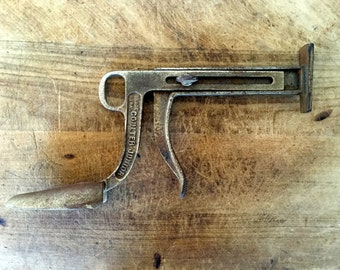 Vintage iron shoe stretcher