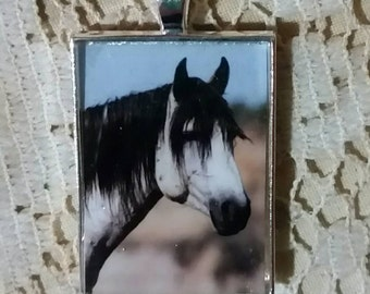 Wild Horse pendant, perfect gift for your mom, sister or daughter