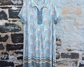 SALE! WAS 15.00 - Penny Plain cotton lightweight summer dress