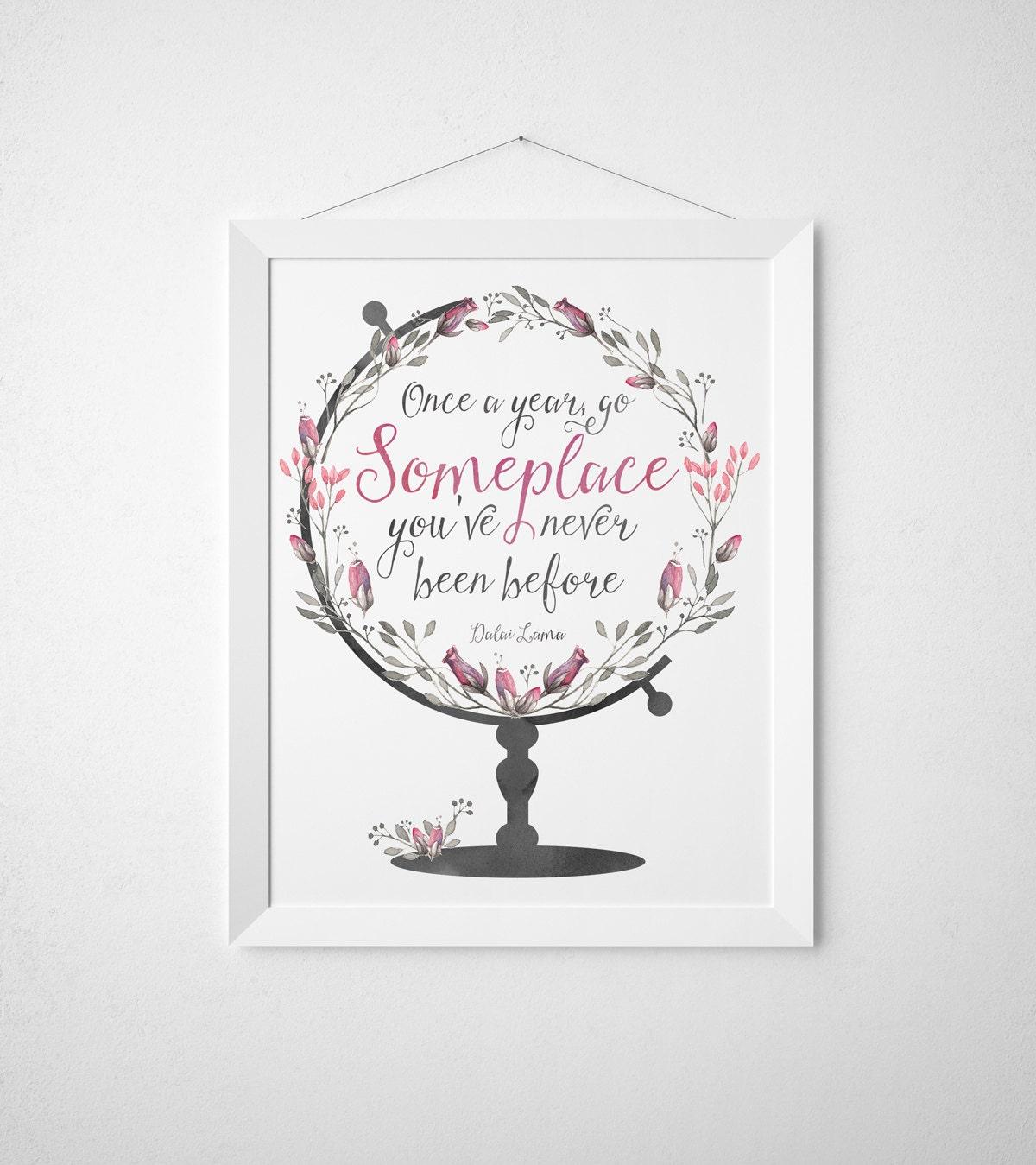 World globe quotes