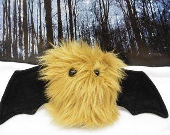 Biscuit The Scrappy Bat Stuffed Animal, Plush