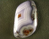 Purple n Lavender Laguna Agate Freeform Cabochon C0187
