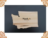 Washington personalized cutting board cutting boards wood best cutting board wooden cutting board cutting board personalized engraved gifts