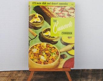 The Casserole Cookbook 1965 Culinary Arts Institute
