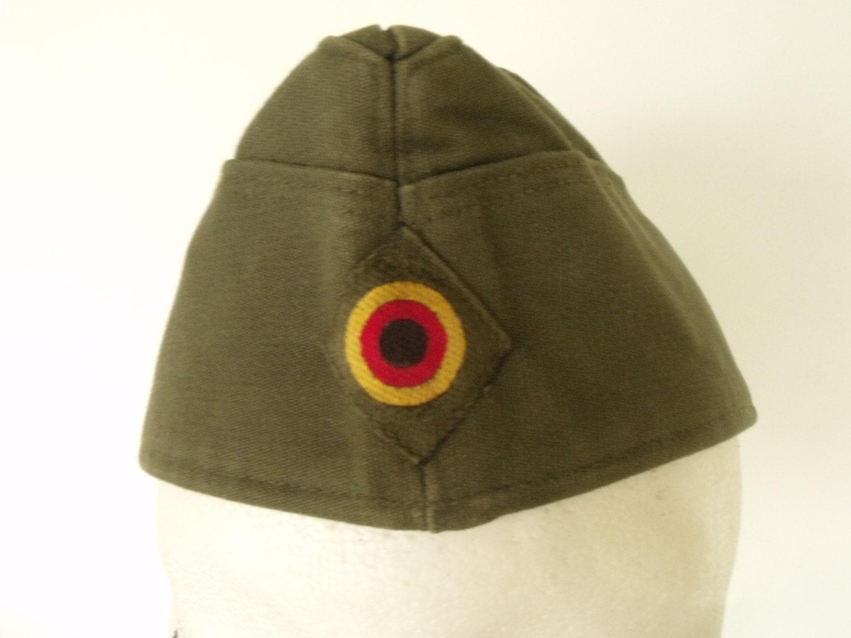 West German military cap