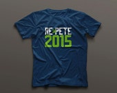 RE-PETE 2015! Seattle's Hawks are going to the Superbowl!