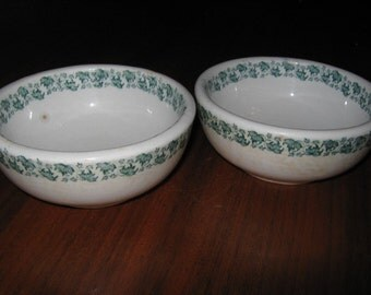 OLD OLD Hotel Astoria NY Bowls J & G Meakin Albert Pick Co.