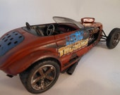 Rat Rod Scale Model Car by Classicwrecks