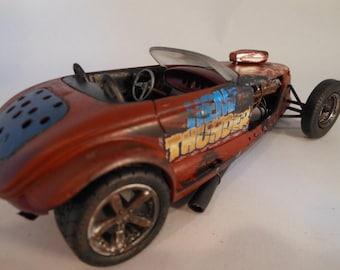 Rat Rod Scale Model Car by Classicwrecks