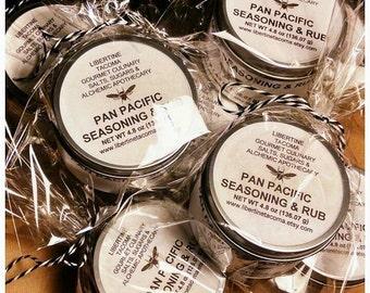 Pan Pacific Seasoning & Rub in 4 oz Tin