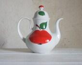 Vintage Teapot from Bavaria W. German Porcelain