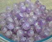 Amethyst Crystal Balls- Amethyst Healing Stones Choose size- Metaphysical stones Altar Medicine Bag Crystal Orb Polished Amethyst