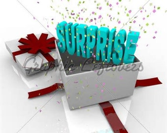 COTTON Fabric Surprise Pack, 4 Heavy Day Pads