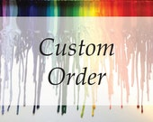 Custom Order for Joanne Parker