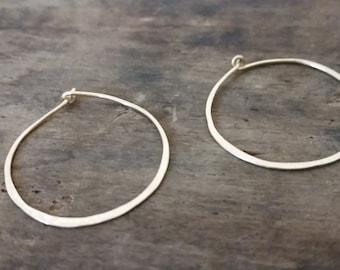 Mazeline earrings - gold