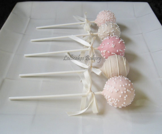 cake pops wedding favors cake pops wedding cake pops made to order by 2303