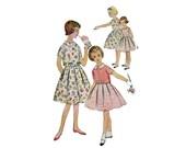 Girl's Dress Pattern Simplicity 2905