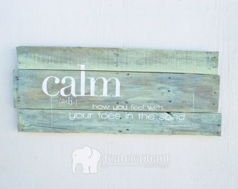 Pallet art definition paradise home wall hanging for Shabby chic definition
