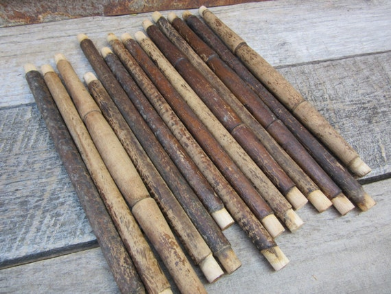 Replacement Chair Spindles : Primitive collection of antique wood chairs wooden spindles