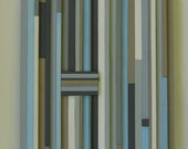 Abstract Art on Wood , Painting,Wood Wall Art, Sculpture