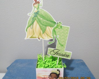 Princess & the Frog Centerpiece