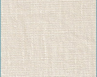 Natural Medium Weight Linen Fabric-15 yard bolt