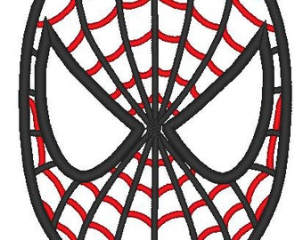 Spiderman Applique design