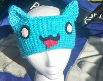 ZomKitty Jack Crochet Headband