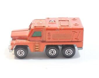 Matchbox Badger Superfast Rolamatics Lesney Vintage 1973 Radar Truck No 18 England Diecast Original
