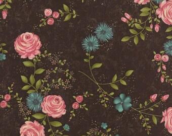 LAST YARD - Moda - Sandy Gervais - Rambling Roses