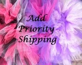 Add Priority Shipping to any order