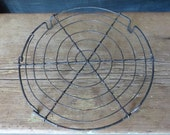 Vintage Wire Cake Cooler - Rustic Kitchen