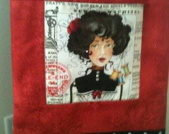 Spool Lady Bag