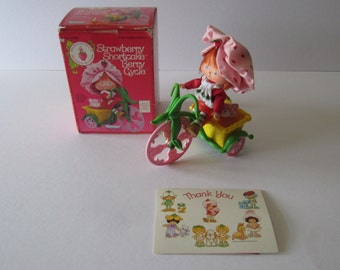 Strawberry Shortcake Berry Cycle