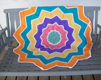 Crocheted,Blanket,Baby,Afghan,Gift,Photos,Photo Prop,Girls,Boys,Toddlers,Infants,Star