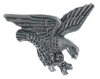Falcon Lapel Pin - CC168- Falcon, Hawk, Eagle, Peregrine Falcon, Wildlife and Zoo Pins