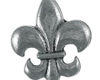 Fleur De Lis Lapel Pin - CC257