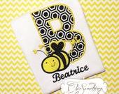 Bee Shirt, Busy Little Bee, Bumble bee shirt, Photo Prop Tutu, bee birthday, bumble bee first birthday, bee Halloween costume