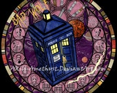 Cross Stitch Pattern for Doctor Who Kingdom Hearts