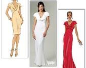 Butterick Pattern BP250/ B5710 - wedding dress
