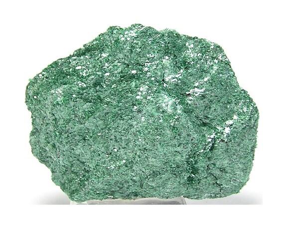 Green Muscovite Mica : Fuchsite chrome mica emerald green muscovite by fenderminerals