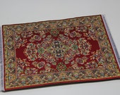 Turkish Woven Miniature Dollhouse Rug