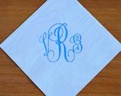 Personalized napkins