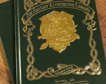SALE Collector's Art Book: Lands & Legends, Vol. 1