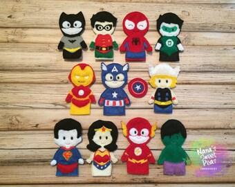 Super Heroes: Item # 1071GG