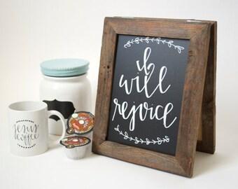 Mini A Frame Chalkboar - Reclaimed Wood Framed - Wedding Chalkboard - Calligraphy - Sandwhich Board - Mini Board - Small Chalkboard